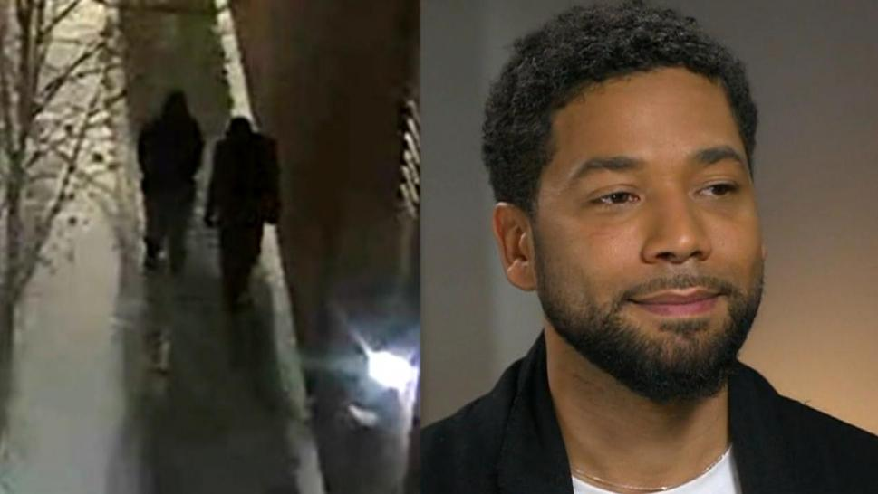 Jussie Smollett's alleged attackers