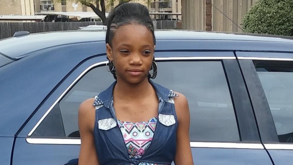 Nylah Lightfoot, 14, died on May 29 after being stabbed in the neck and the chest during a fight with a 13-year-old friend at the Sycamore Center Villas apartment complex.