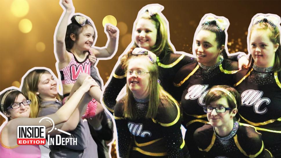 "The ""Special Stars"" are a team of special needs cheerleaders showing the world who's boss."
