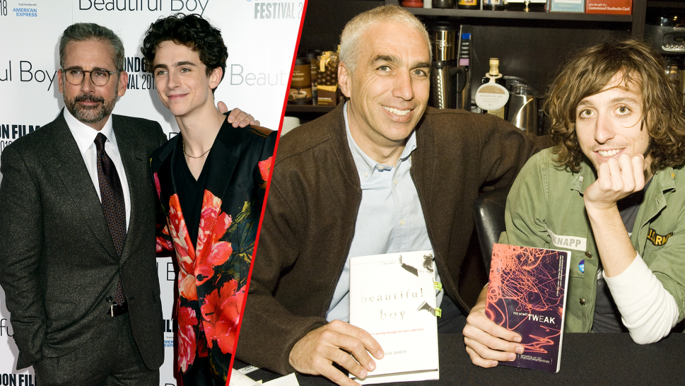 The stars and the real inspiration behind Beautiful Boy