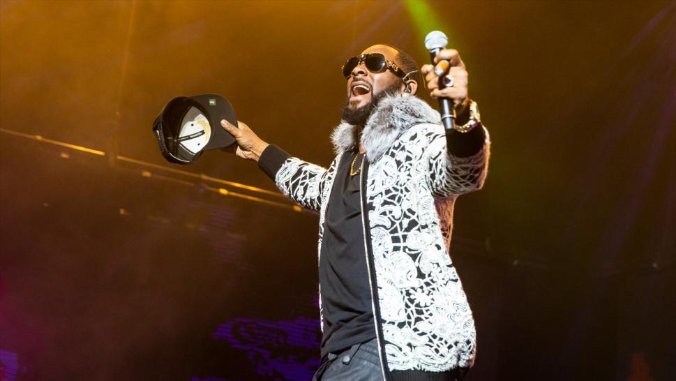 R. Kelly was previously charged with child pornography in 2002.