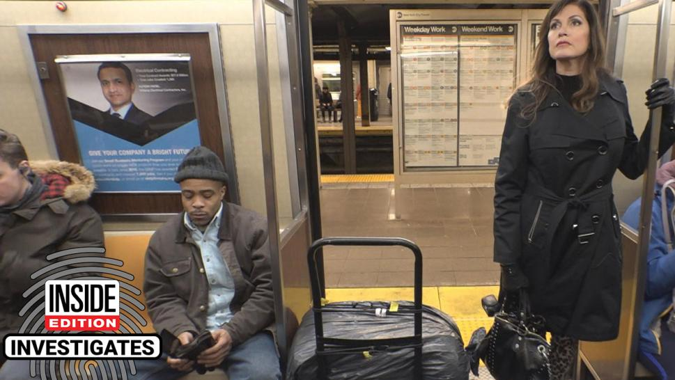 How Rude Are Some New York City Subway Commuters?