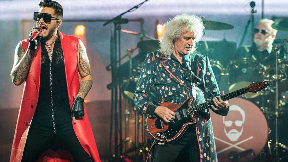 After being the subject of an Oscar-nominated movie, Queen will open the Oscars Sunday night with Adam Lambert singing the words of Freddie Mercury.