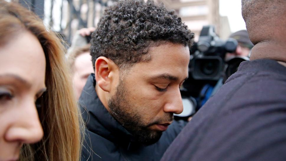 Did Jussie Smollett try to disguise payment for the attack police now say was a hoax as a check for a workout and nutrition plan?