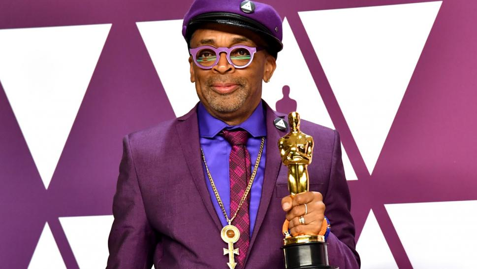 """Make the moral choice between love versus hate,"" Spike Lee said. ""Let's do the right thing!"""