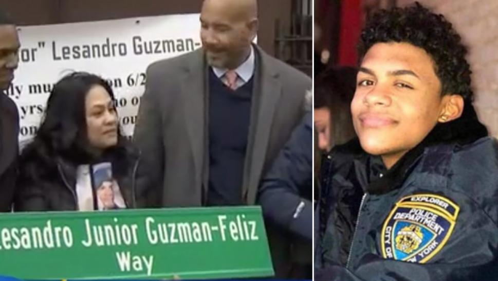Lesandro Guzman-Feliz was brutally murdered last June