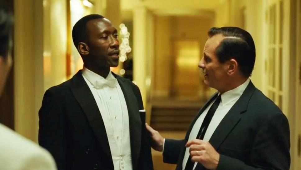 "A still from the Movie ""Green Book"""