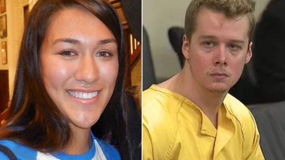 Liam McAtasney (right) was found guilty of killing Sarah Stern (left).