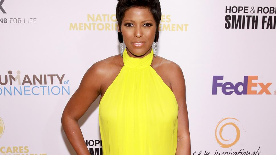 Tamron Hall Is Expecting Her 1st Child at 48
