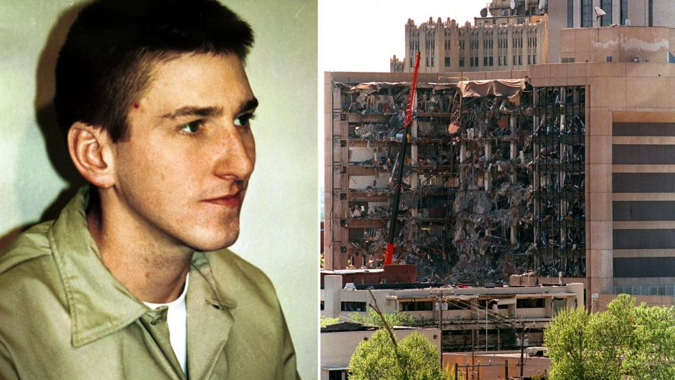 Timothy McVeigh was sentenced to death for his act of terrorism in the Oklahoma City bombing.