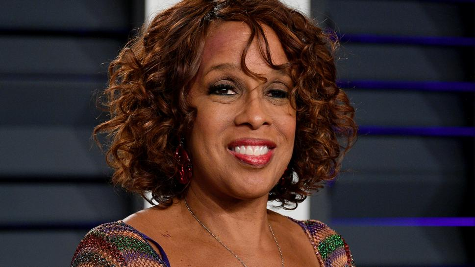 Gayle King has been lauded for her composure during an interview with R. Kelly.