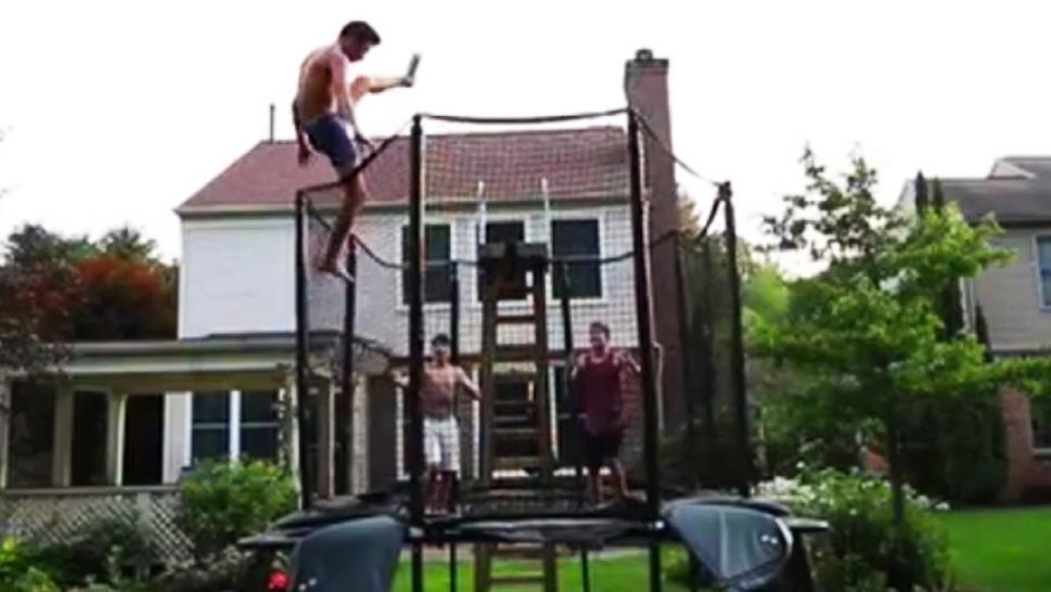 15-Year-Old Breaks Ribs During GTramp Stunt
