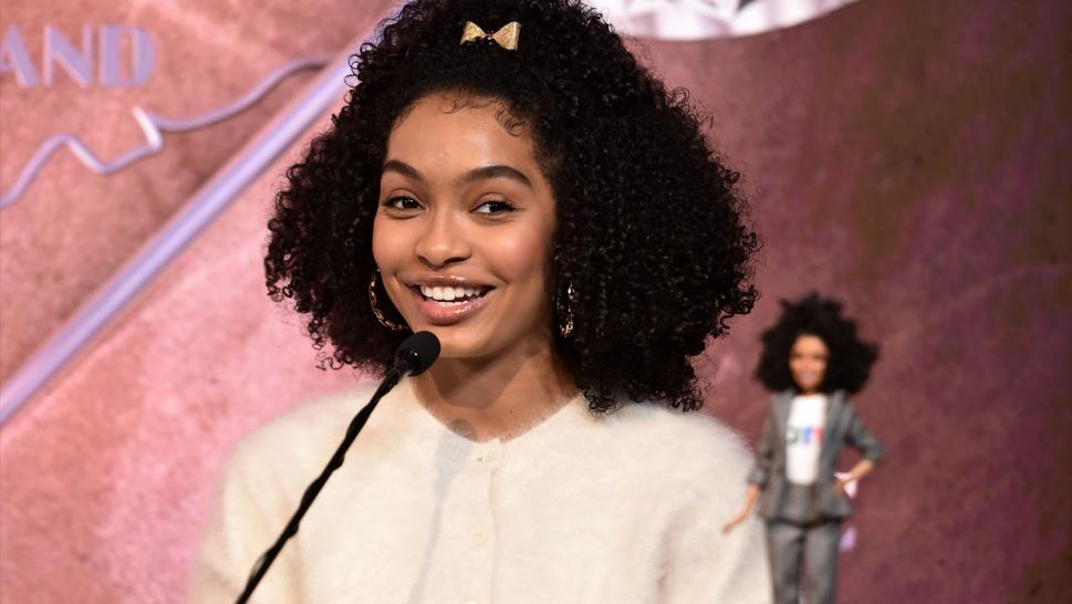 Yara Shahidi Honored With Her Own Barbie Doll