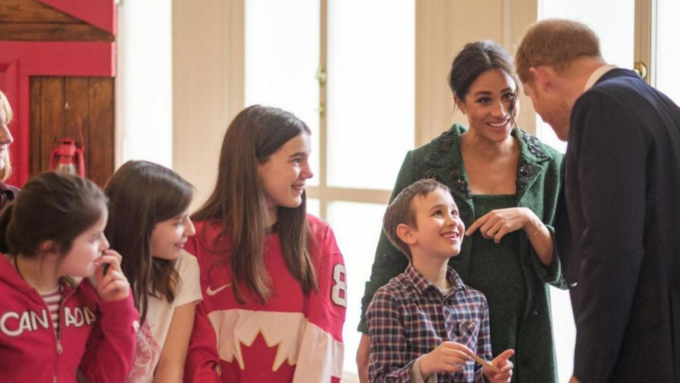 Royal Family Celebrates Canada on Commonwealth Day