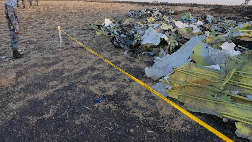 US will not suspend Boeing 737 MAX planes after Ethiopia crash