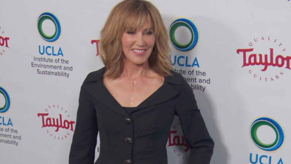 Felicity Huffman was taken into custody without incident in Los Angeles this morning, the FBI told Inside Edition.
