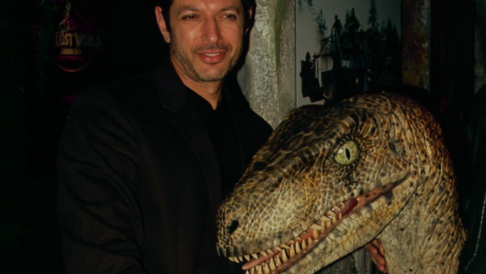 Jeff Goldblum Apparently Doesn't Think Scientists Should Resurrect Dinosaurs