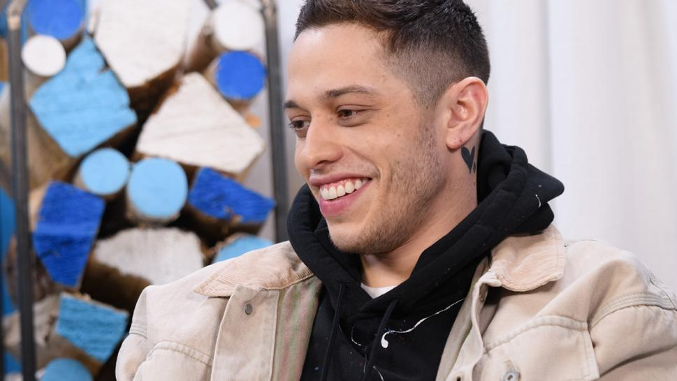 "Pete Davidson is in hot water for making a controversial joke about the Catholic Church on ""Saturday Night Live."""