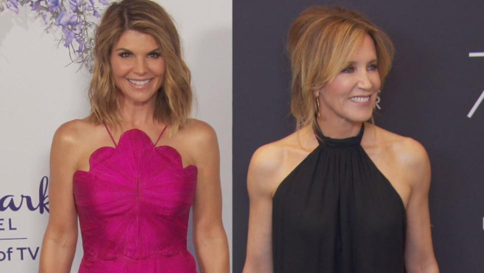 How Much Jail Time Will Lori Loughlin And Felicity Huffman Serve?