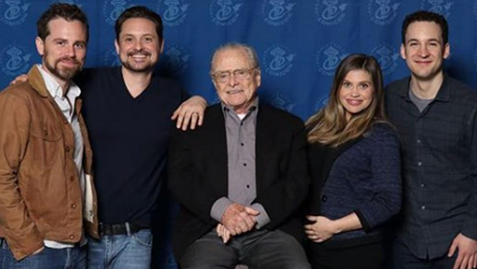 Mr. Feeny Steals The Show at Boy Meets World Reunion