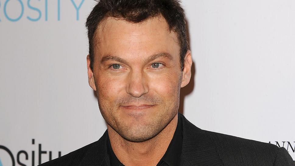 Brian Austin Green opened up about the death of his former castmate Luke Perry.