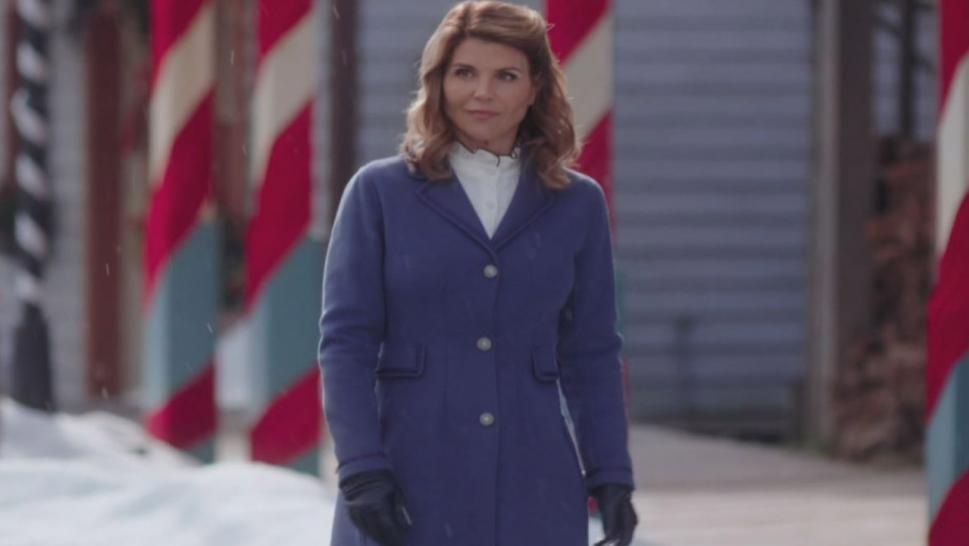 The western drama series featured Lori Loughlin in a big part as the town mayor.