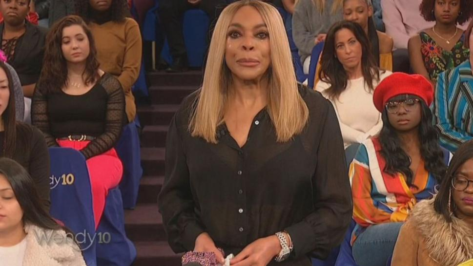 Wendy Williams Tearfully Reveals She's Been Living in a Sober House