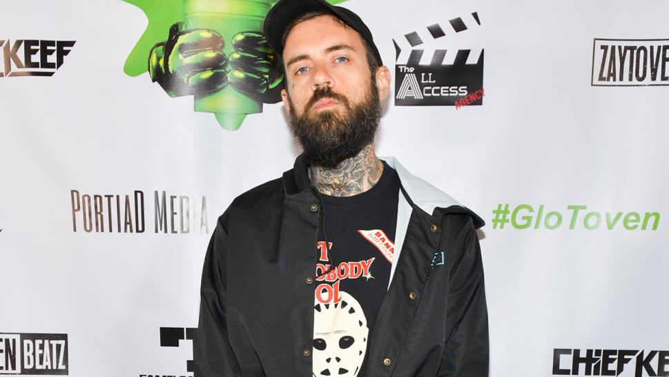 YouTuber Adam22 spoke to Inside Edition about the terrifying moment he had a gun pointed at him during a livestream.