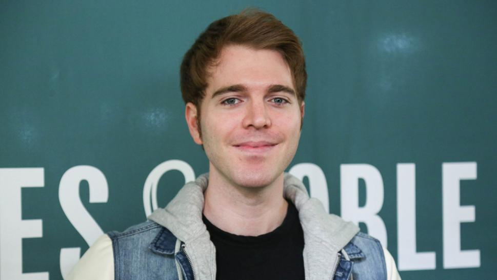 Shane Dawson has announced his engagement