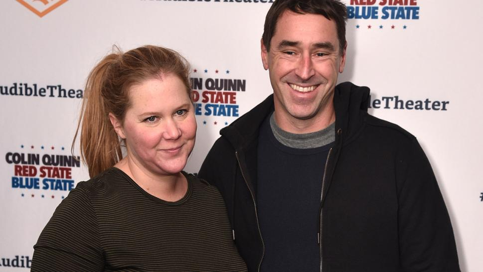 Amy Schumer revealed her husband, Chris Fischer, has autism.