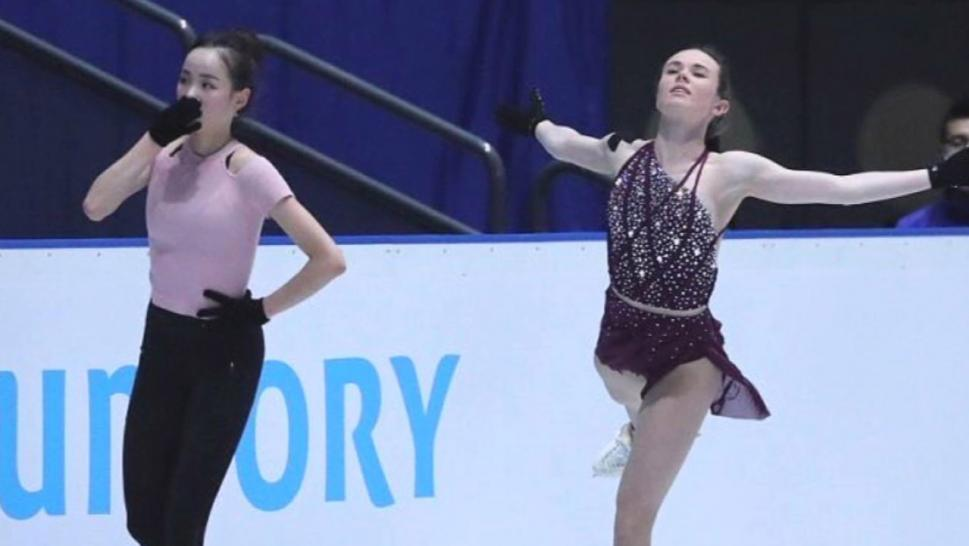Was a Teen Ice Skater Attacked by Her Rival?