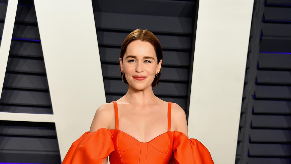 'GoT' Star Emilia Clarke Reveals She Suffered 2 Life-Threatening Strokes