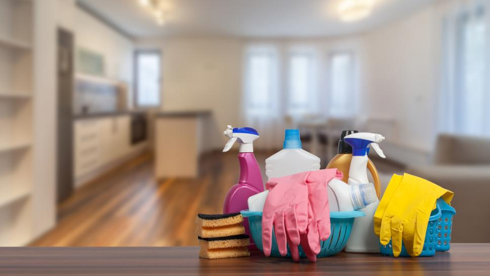 The best supplies for spring cleaning