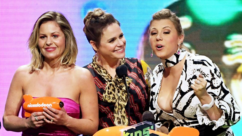 'Fuller House' Cast Says Families 'Stick Together Through the Hard Times'