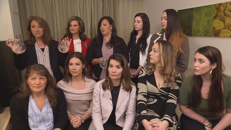 Women Band Together to Ban Certain Breast Implants