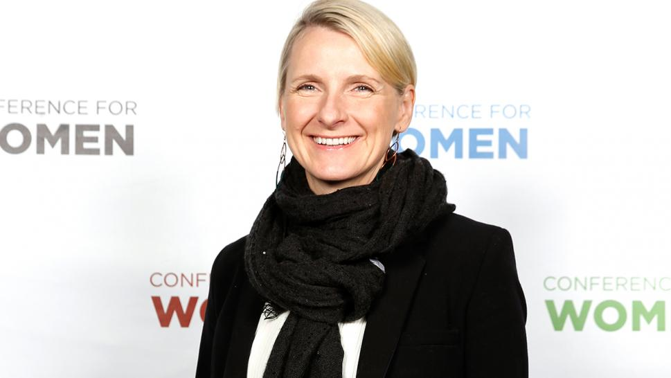 Elizabeth Gilbert reveals she's found love anew after losing her partner to cancer.