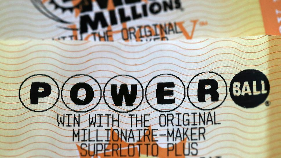 The Powerball jackpot is at $750 million, the biggest so far this year.