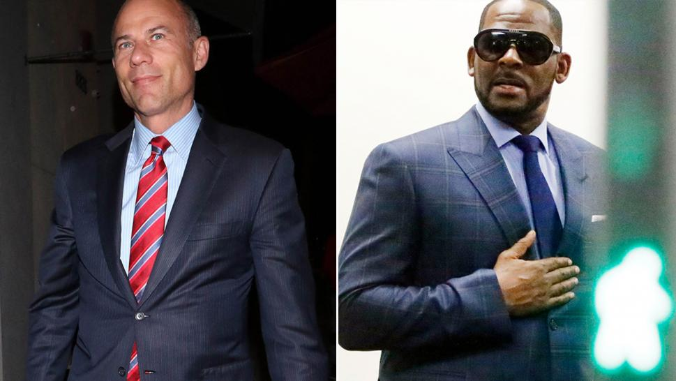 Michael Avenatti and R. Kelly