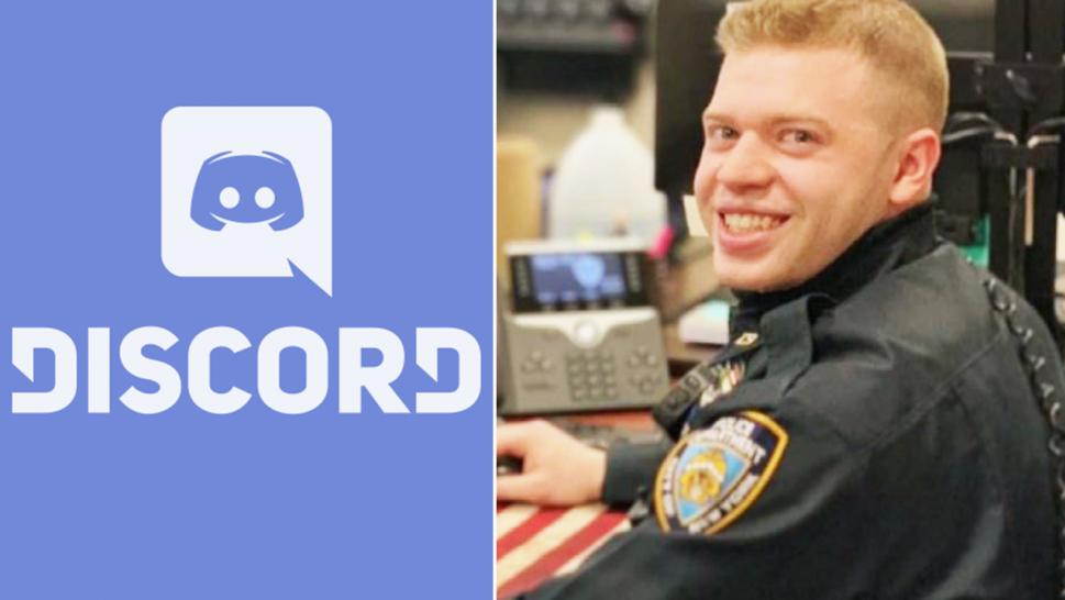 NYPD Officer Gary Strebel uses the Discord app to help locate a missing teen.