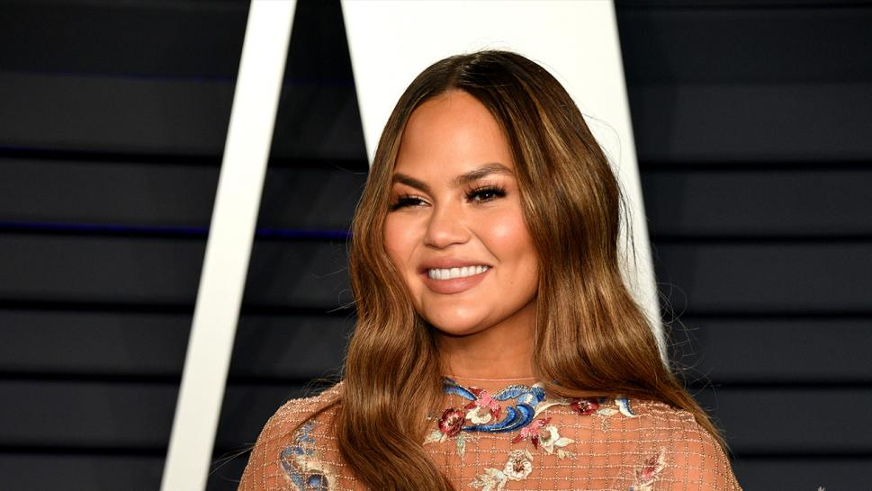 Chrissy Teigen Gets Real About Accepting