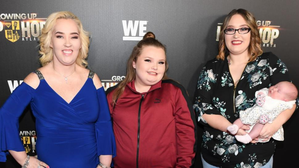 Mama June's Daughter Pumpkin Says Family's 'Going Through Rough Patch'