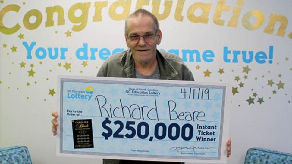 Richard Beare is battling stage 4 cancer.