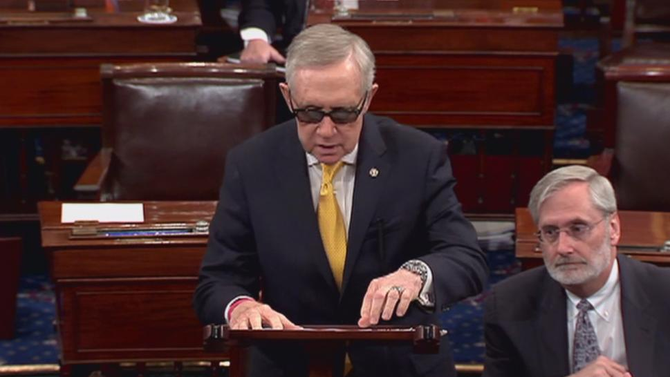 Senator Says He Lost Vision in Eye After Using Exercise Band, Company Denies Allegations
