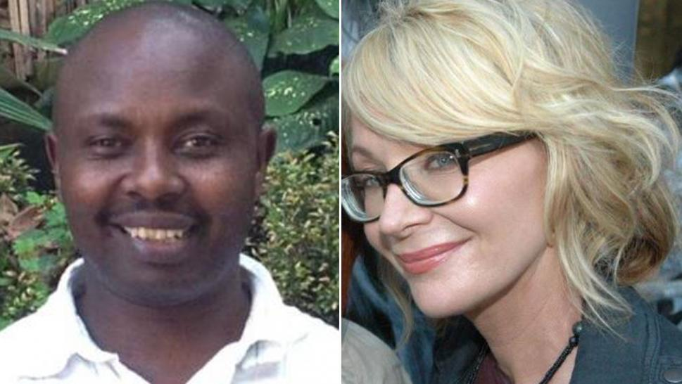 The California woman and her driver were kidnapped at gunpoint in Uganda.