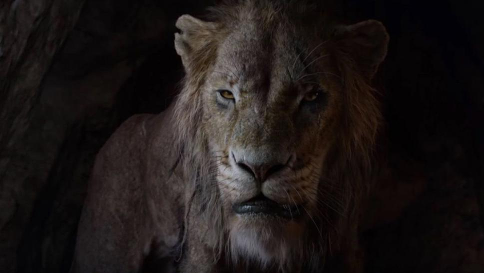 "The latest ""Lion King"" trailer dropped Wednesday."