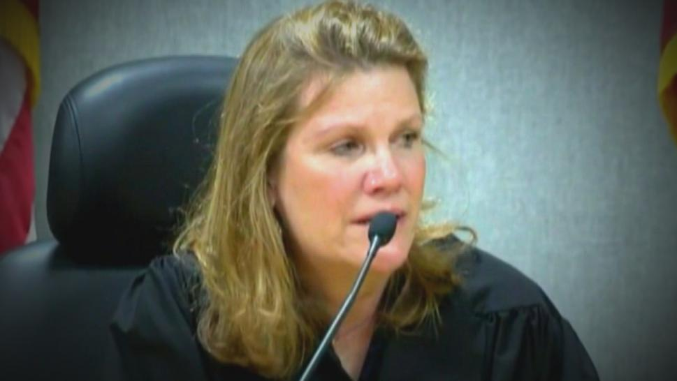 Judge who was attacked