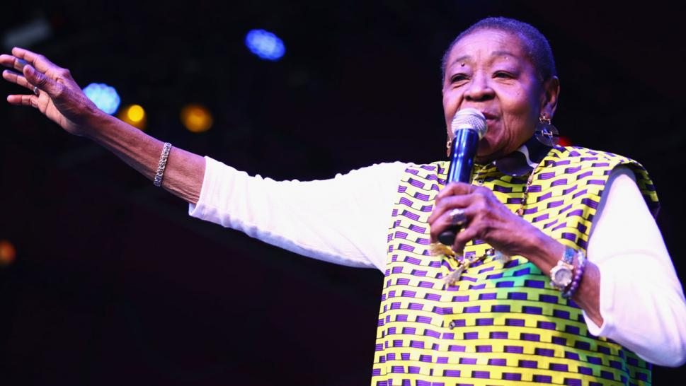 Calypso Rose Makes History As Oldest Coachella Performer