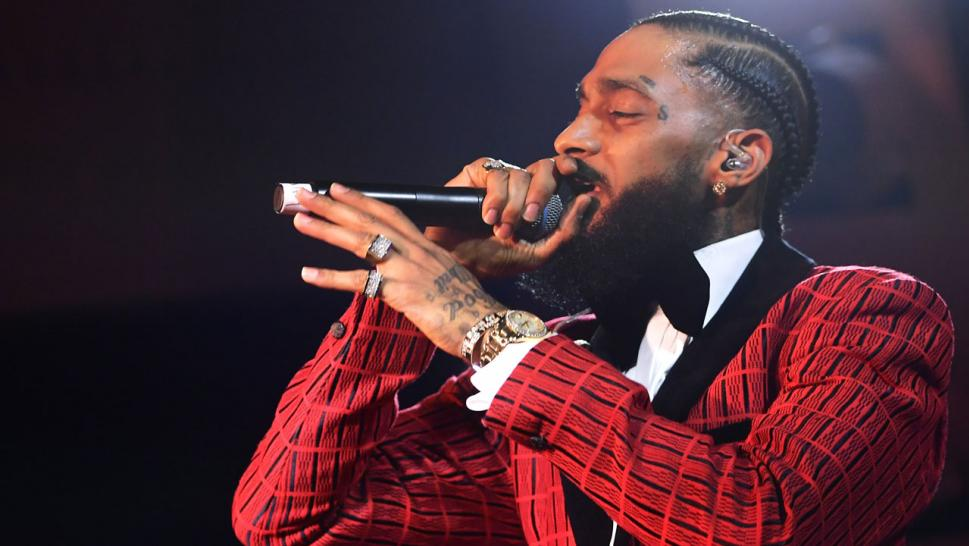 Man Who Nipsey Hussle Tried to Help Gets Arrested