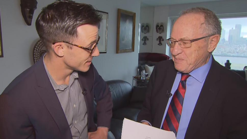 Skyhorse Publishing has enlisted famed attorney and author Alan Dershowitz to write a forward to the Mueller report.