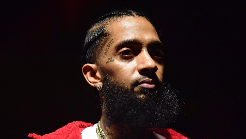 Video Reportedly Shows Getaway Driver in Nipsey Hussle's Shooting